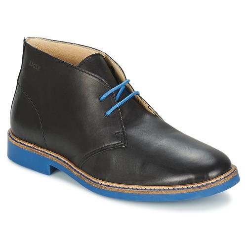 Shoes Men Mid boots Aigle DIXON MID 3 Black