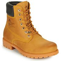 Shoes Men Mid boots Panama Jack PANAMA VINTAGE Honey