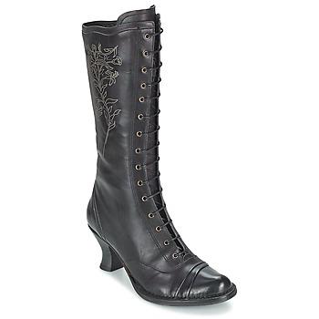 Shoes Women High boots Neosens ROCOCO Ebony