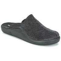 Shoes Men Slippers Romika MOKASSO 220 Black