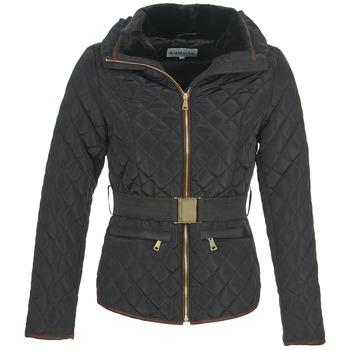 Clothing Women Duffel coats Best Mountain AOUINETI Black