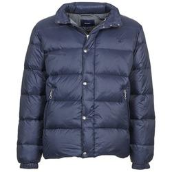 Clothing Men Duffel coats Gant GUIDOULE Marine