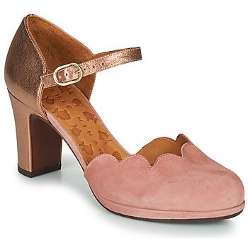 Shoes Women Heels Chie Mihara SELA Pink