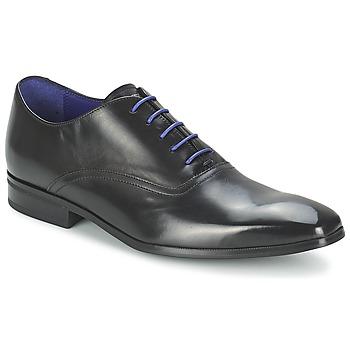 Shoes Men Brogues Azzaro NOBODAN Black