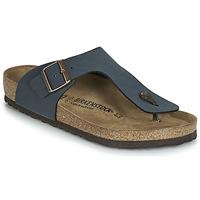 Shoes Men Flip flops Birkenstock RAMSES Blue