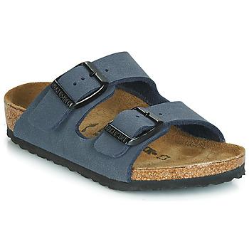 Shoes Boy Mules Birkenstock ARIZONA Navy