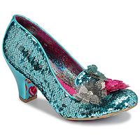 Shoes Women Heels Irregular Choice CARIAD Blue