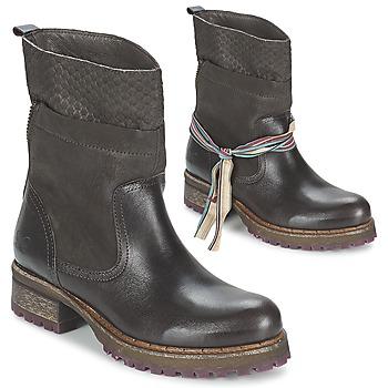 Shoes Women Mid boots Felmini CLARA Brown