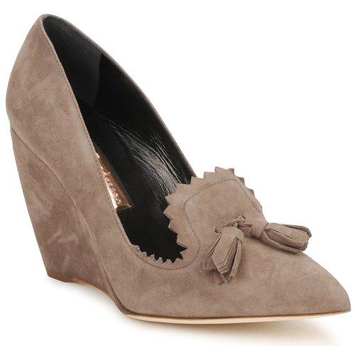 Shoes Women Heels Rupert Sanderson HERRICK Taupe