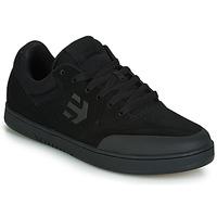 Shoes Men Low top trainers Etnies MARANA Black