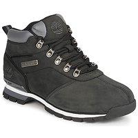 Shoes Men Mid boots Timberland SPLIT ROCK 2 Black