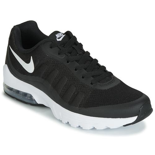 Shoes Men Low top trainers Nike AIR MAX INVIGOR Black / White