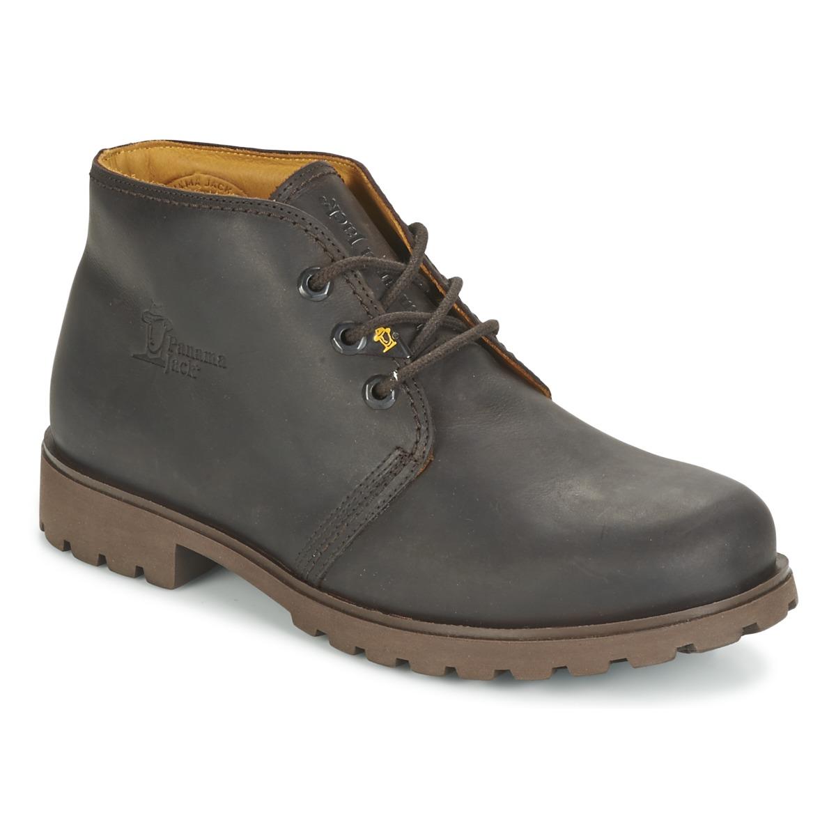 b83a598633326d Panama Jack BOTA PANAMA Brown Shoes Mid boots Men 30%OFF - www.b ...