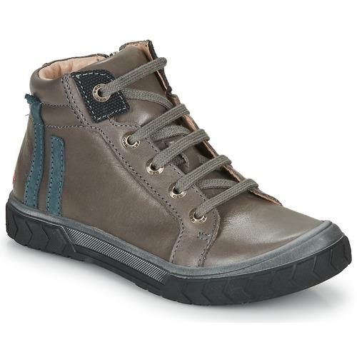 Shoes Boy Hi top trainers GBB OSKOF Grey
