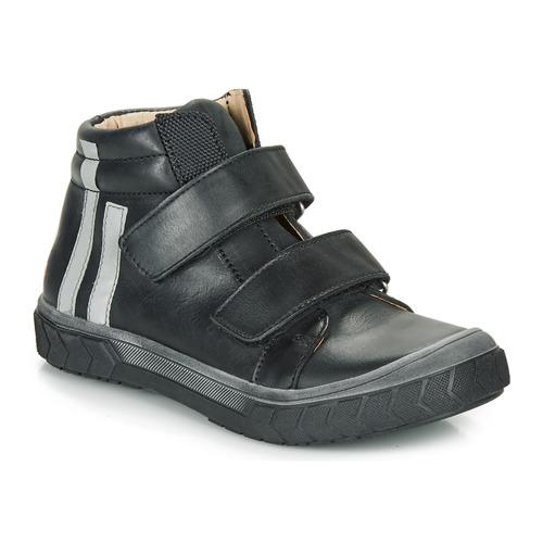 Shoes Boy Hi top trainers GBB OZONE Black