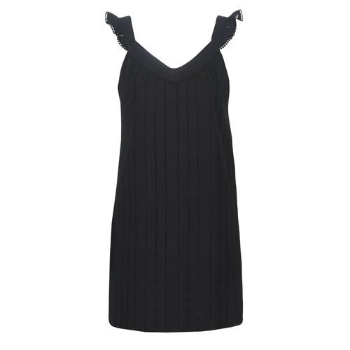 Clothing Women Short Dresses Betty London KOUDIE Black