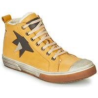 Shoes Boy Hi top trainers GBB OCALIAN Yellow