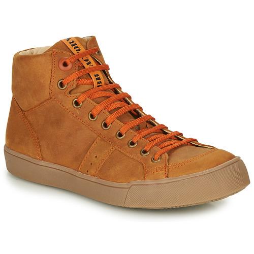Shoes Boy Hi top trainers GBB OSTRAVI Brown