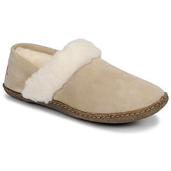 Shoes Women Slippers Sorel NAKISKA SLIPPER II Beige