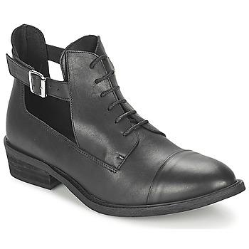 Shoes Women Mid boots Jonak AMADORA Black