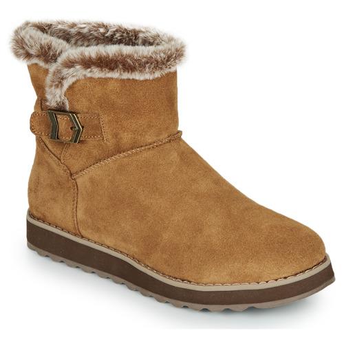 Shoes Women Mid boots Skechers KEEPSAKES 2.0 Brown