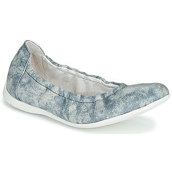Shoes Girl Flat shoes Ramdam LIBRE Blue