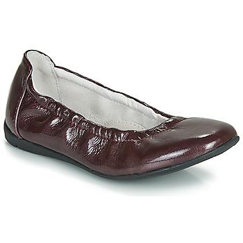 Shoes Girl Flat shoes Ramdam LIBRE Bordeaux