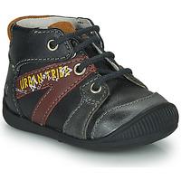 Shoes Boy Mid boots GBB LEWIN Black