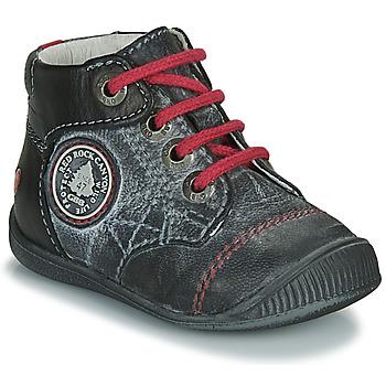 Shoes Boy Mid boots GBB LINDFORD Black