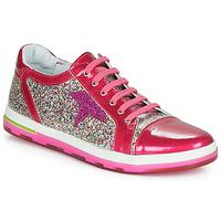 Shoes Girl Low top trainers Ramdam KASAI Pink