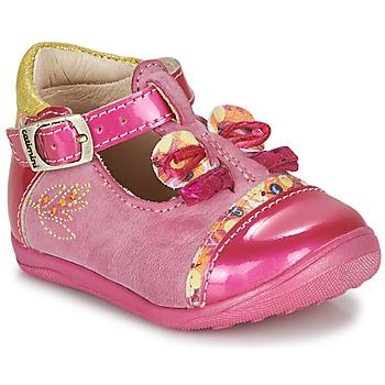 Shoes Girl Sandals Catimini CALATHEA Pink