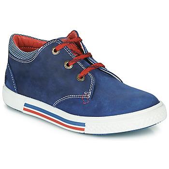 Shoes Boy Low top trainers Catimini PALETTE Blue