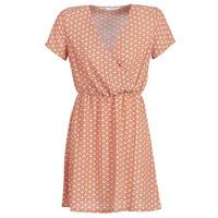 Clothing Women Short Dresses Only ONLTULIPE Orange