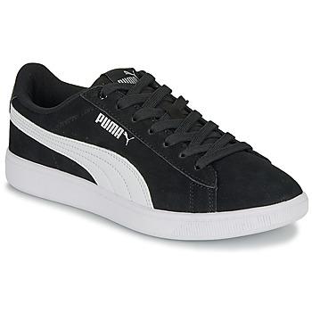Shoes Women Low top trainers Puma VIKKY V2 NOIR Black