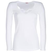 Underwear Women Bodysuits Damart CLASSIC GRADE 3 White