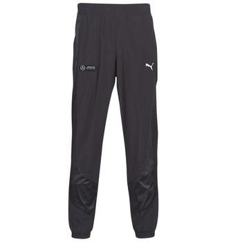 Clothing Men Tracksuit bottoms Puma MAPM STREET WOVEN PANTS MERCEDES Black