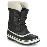 Shoes Women Snow boots Sorel WINTER CARNIVAL Black