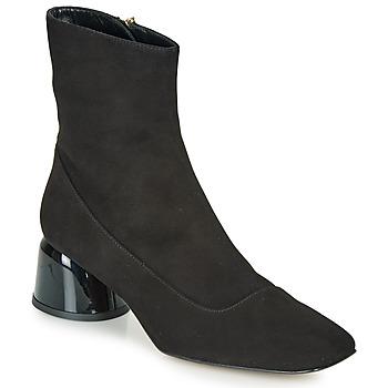 Shoes Women Mid boots Castaner LETO Black