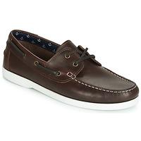 Shoes Men Boat shoes André BENDOR Brown