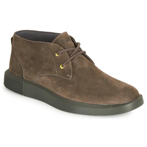 Shoes Men Derby Shoes Camper BILL Brown