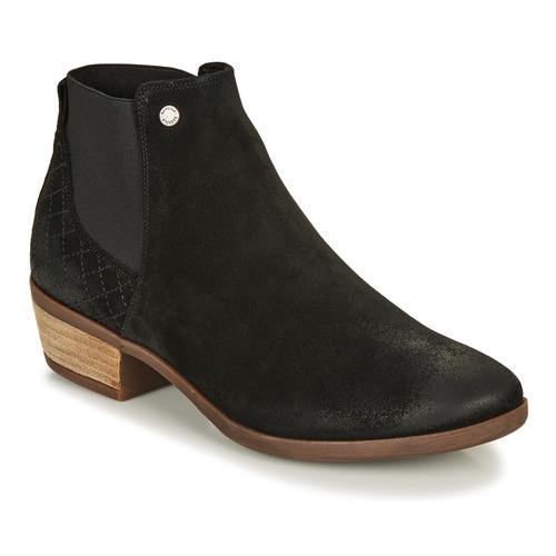Shoes Women Ankle boots Barbour Vanessa  black