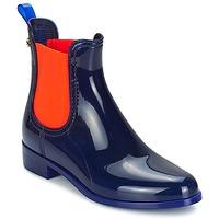 Shoes Women Mid boots Lemon Jelly PISA Blue / Orange