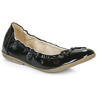 Shoes Girl Flat shoes Ramdam LISBONNE Black