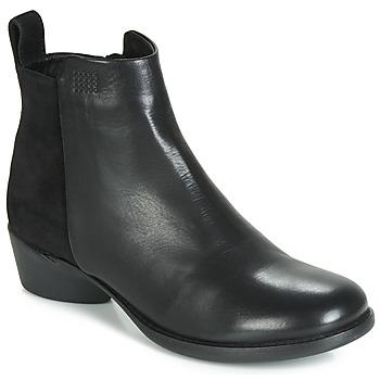 Shoes Women Mid boots TBS GABRIEL Black