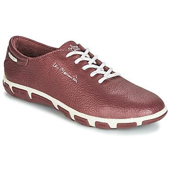 Shoes Women Low top trainers TBS JAZARU Bordeaux