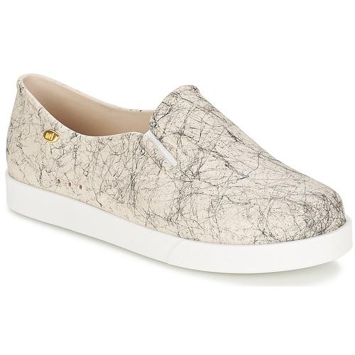 Shoes Women Slip-ons Mel KICK Stone