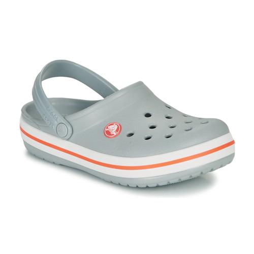 Shoes Children Clogs Crocs CROCBAND CLOG K Grey