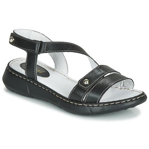 Shoes Women Mules André ALIX Black