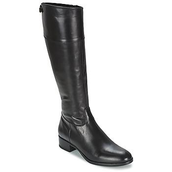 Shoes Women High boots Unisa DENIS Black