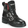 Bronx-GAMLETT-womens-Mid-Boots-in-Black